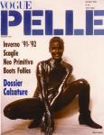 Vogue Italia Cover 1991