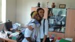 Waris and Liya