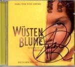 signed soundtrack / signierter Soundtrack