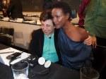Waris with Shirin Ebadi, Iranian Nobel Prize winner