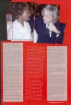 Interview with Waris Dirie in FAB Magazine