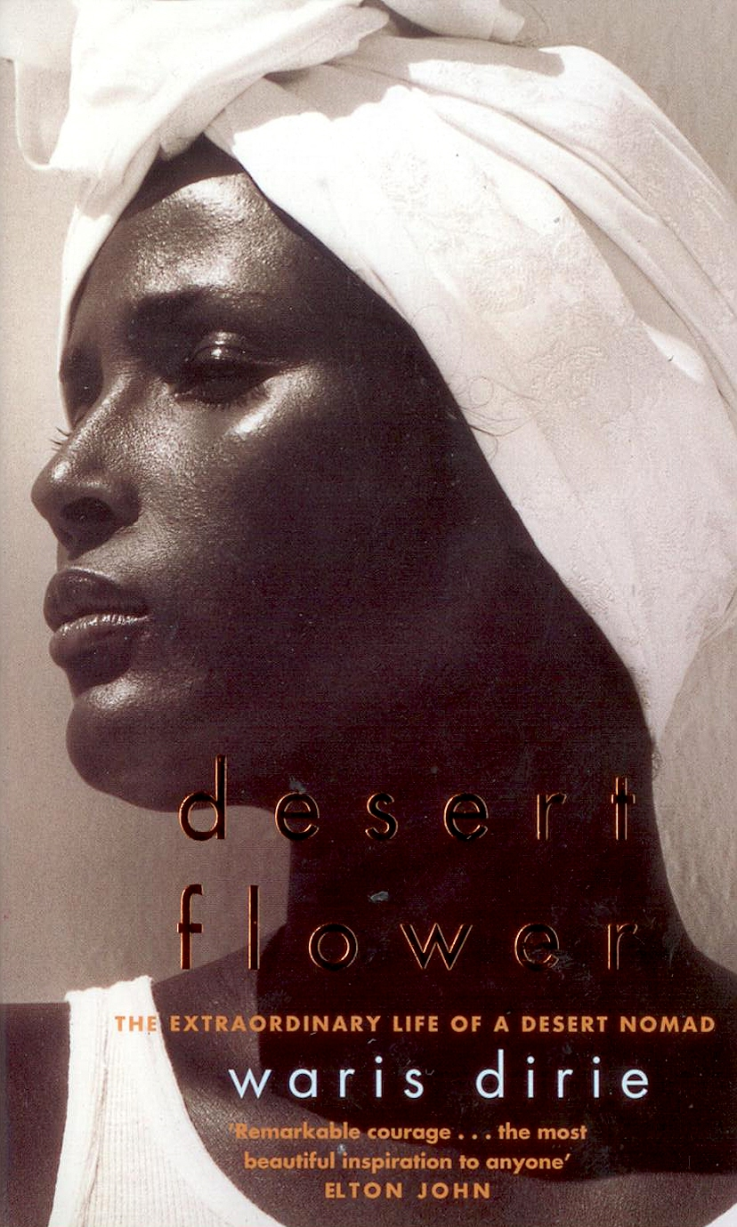 desert flower book